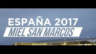 España 2017 - Montesinos Alicante - Valencia -Barcelona - Miel San Marcos