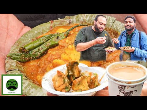 Connaught Place Street Food Special | Dil Se Foodie & Veggiepaaji