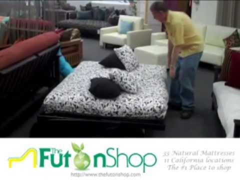 dillon wallhugger sofa bed from the futon shop dillon wallhugger sofa bed from the futon shop   youtube  rh   youtube
