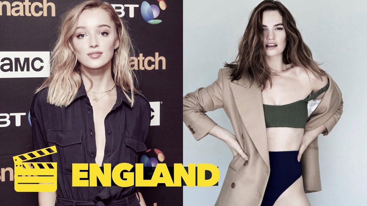 Most beautiful english actresses