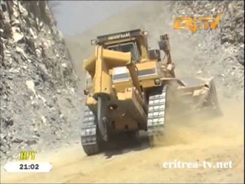 Eritrea News - Development momentum in line with construction of Amalayit-Hirum-Zara route