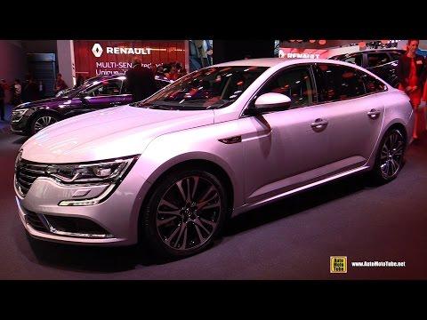 2016 Renault Talisman Initiale Paris - Exterior, Interior Walkaround - 2015 Frankfurt Motor Show