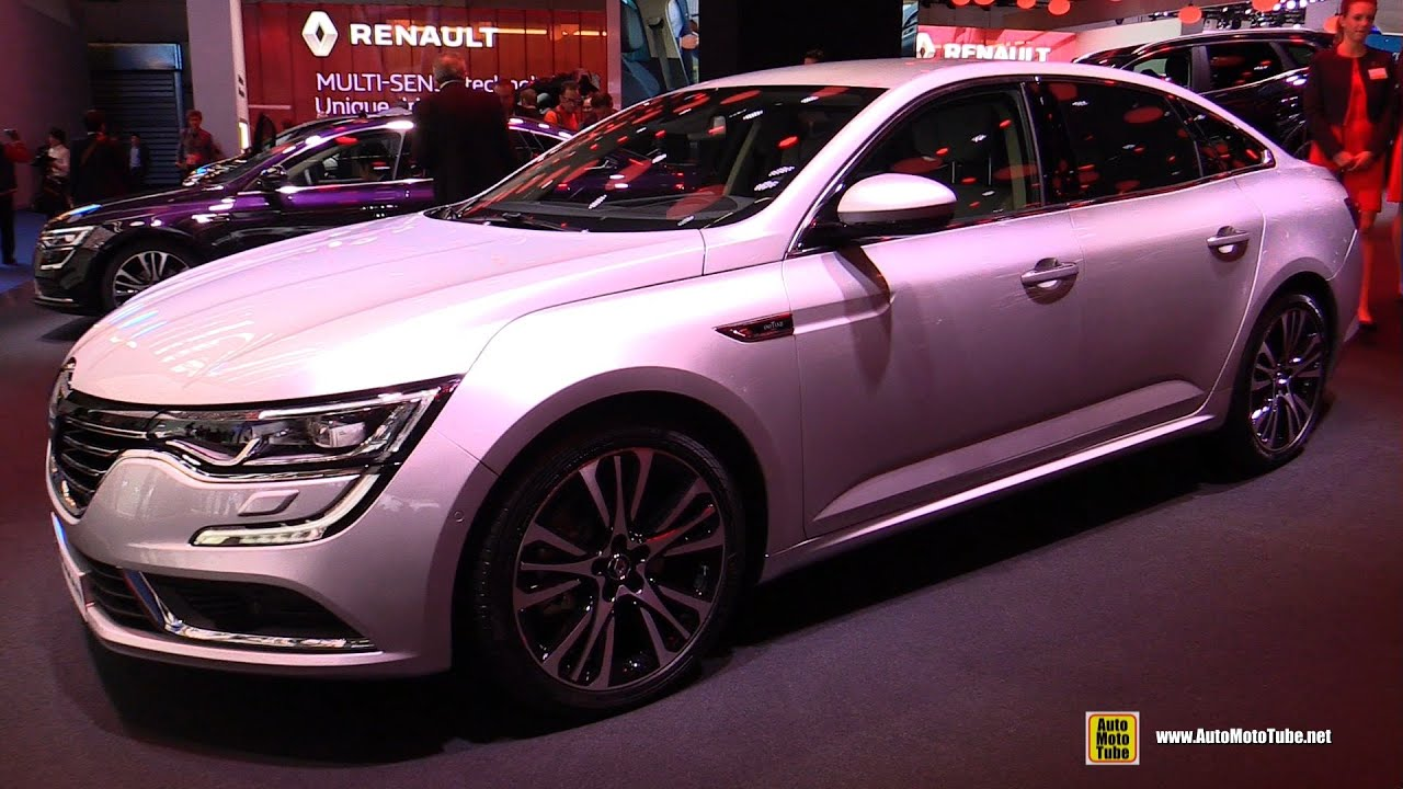 2016 renault talisman initiale paris exterior interior walkaround 2015 frankfurt motor show. Black Bedroom Furniture Sets. Home Design Ideas