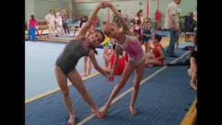 Открытый чемпионат СДЮШОР г.Киева по спортивной гимнастике 2017