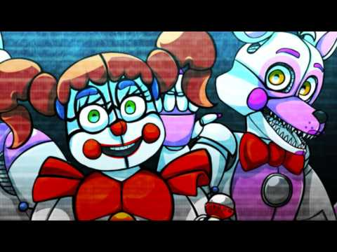 FNAF   Sister Location -Tag you're it