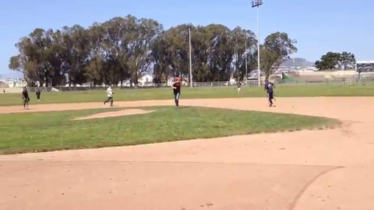 Wynton Marsalis' Homerun LCJO-SFJAZZ Softball Game