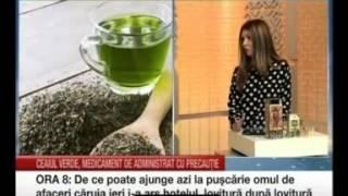 Emisiunea LeacBun.ro: Ceai verde, ceai negru sau cafea?(, 2015-12-06T09:47:09.000Z)