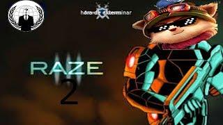 raze 2 (aliens y zombie vs yo)