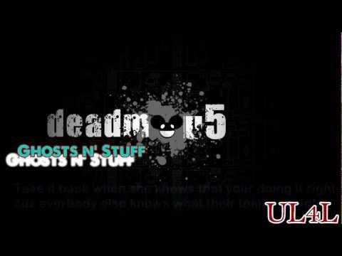 Ghosts N' Stuff - Deadmau5 Ft. Rob Swire {HD LYRICS}