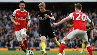 Arsenal vs Manchester City 2-2 April 2nd All Goals and Highlights!