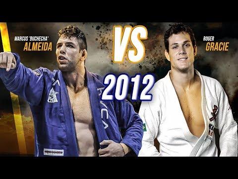 Roger Gracie vs Marcus Almeida Buchecha 2012