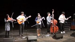 第8回名古屋大学ブルーグラスサークル定期演奏会.
