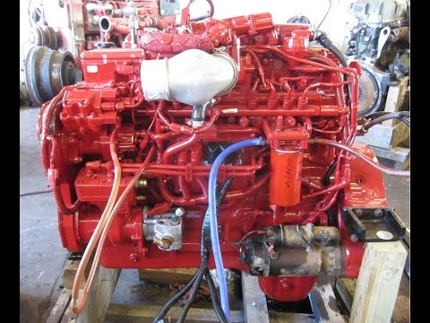 Cummins ISC 330HP Engine