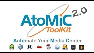 AtoMiC ToolKit 2.0 makes Home Server, NAS, HTPC setup easy
