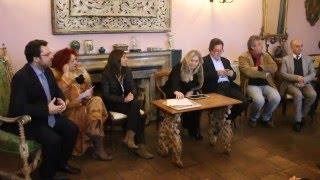 """Casa Cuseni, Taormina - A Moncef Ben Moussa il premio della prima edizione """"Custodi della Bellezza"""""""