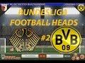 FOOTBALL HEADS BUNDESLIGA #2   POLAND DON'T NEED TANKS!!!
