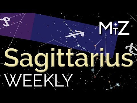 sagittarius december 27 2019 weekly horoscope