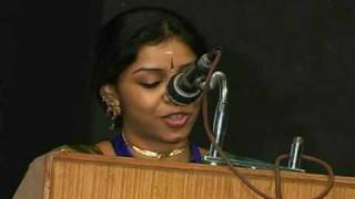 Natya Chudar Award to Lavanya Raghuraman on 01January,2009