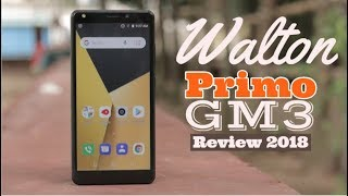 Walton Primo GM3 Hands on Review