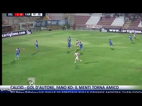 Calcio: Vicenza - Fano 2 - 1  (04/10/2017)