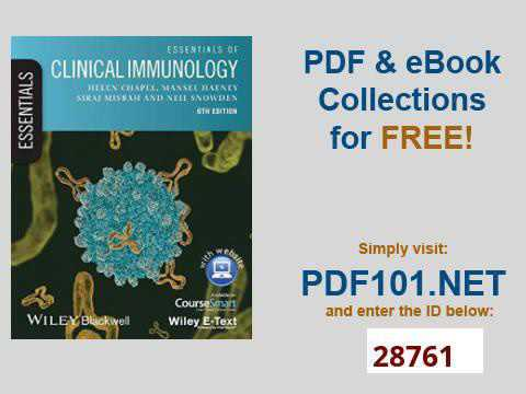 Essentials of Clinical Immunology, Includes Wiley E Text