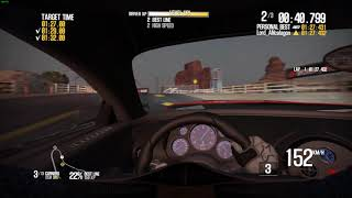 Need For Speed Shift 2 Unleashed Race 87 Hot Lap Gauntlet 3