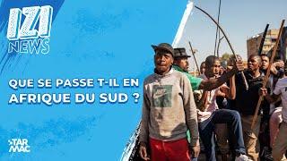 Gambar cover QUE SE PASSE T-IL EN AFRIQUE DU SUD ?  • IZI NEWS