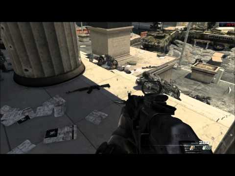 Call of duty: Modern Warfare 3 single player campaign Wall S