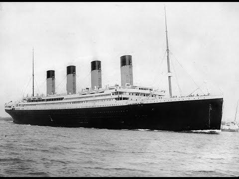 Титаник 1 часть.