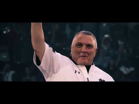 Rudy Ruettiger: The Walk On Official Trailer