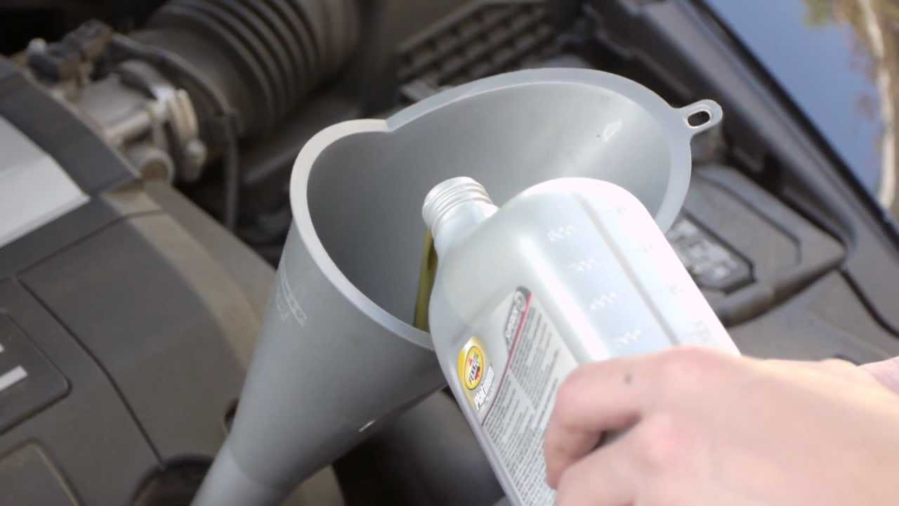 DIY Acura RL And TL Oil Change J Series YouTube - 1999 acura tl oil type