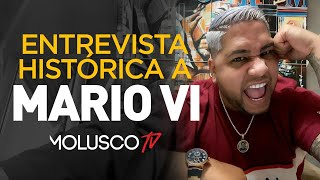 Mario VI de Millonario a no tener NADA y el porque le renunció a Don Omar ( Entrevista HISTORICA )