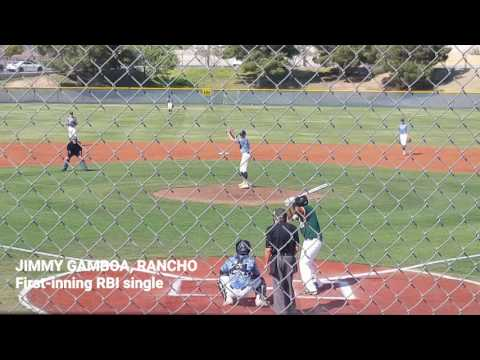 Rancho claims berth in state tournament
