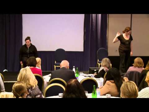 CYP IAPT Conference 2014 - 'Them Wifies' theatre group performance