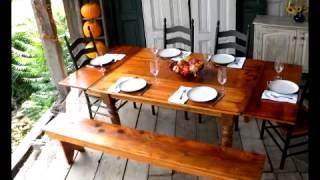 Farmhouse Table Slideshow