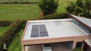 Proyecto Energía Solar Residencial