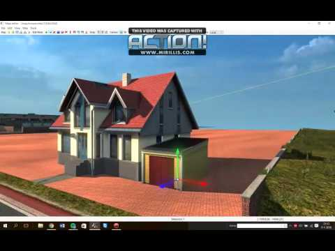 Ets2 Map Editor Tut Episode 1 How To Make A House In De