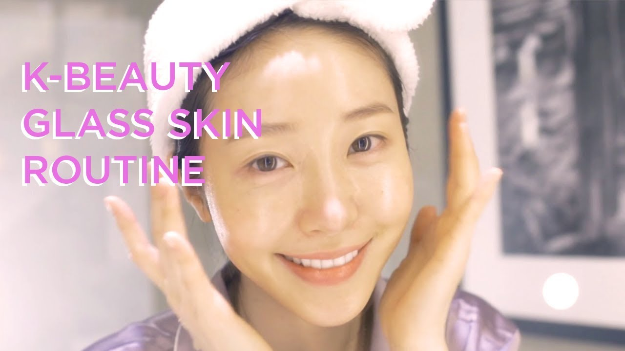How to Really Get Glass Skin  Glow Recipe