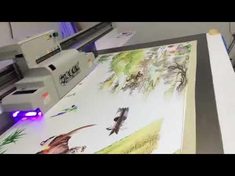 yoga mat uv printer cushion printing machine multi function yoga mat printing