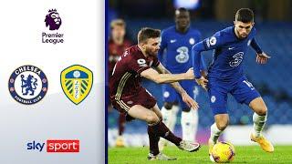 Chelsea greift nach der Tabellenführung | Chelsea - Leeds United 3:1 | Highlights - Premier League