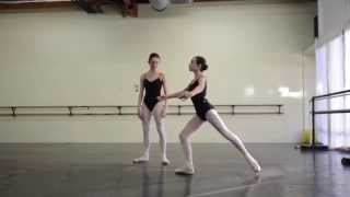 Tips for pirouettes - better ballet pirouettes