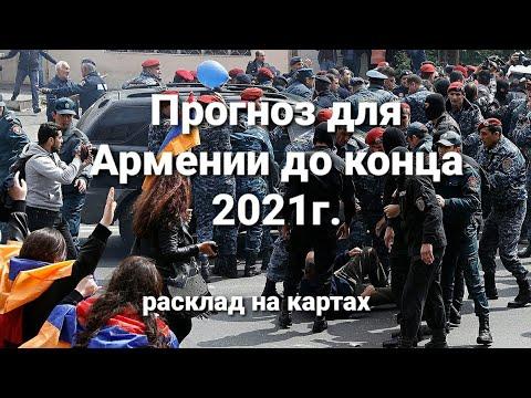 Прогноз для Армении до конца 2021г.Как пройдут выборы? Расклад на картах.