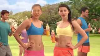 Fit for Life with Alyssa Valdez and Denden Lazaro (Fit n Right 2015 TVC)