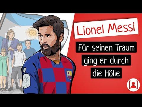 Bevor Lionel Messi berühmt wurde... | KURZBIOGRAPHIE