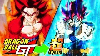 Wie Dragon Ball GT die Zukunft von 'Super' VERÄNDERN könnte!