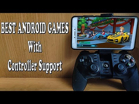 Best Android Games With Controller Support 2019