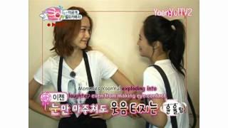 SNSD YoonYul 윤율 Moment # 2