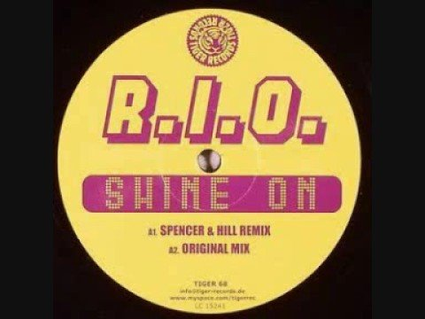 RIO- shine on (original mix)
