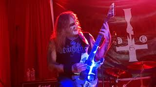 Marduk - Deathmarch / Throne of Rats (Live in Davao)