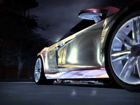 NFS Carbon - Ending, Darius (Audi Le Mans Quattro) vs me (BMW M3 GTR)